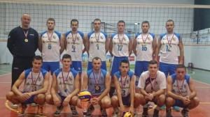 Odbojkaši osvojili kup Vojvodine